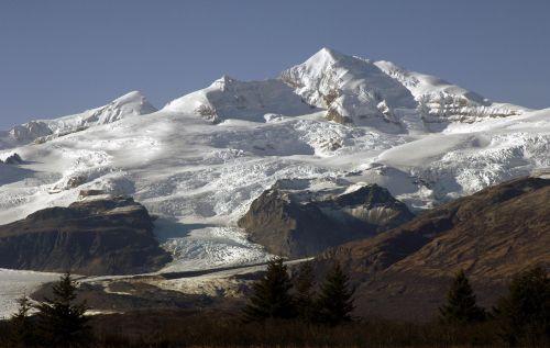 mountain mount stellar stratovolcano
