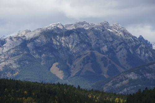 mountain canada banff