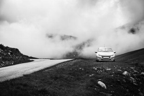 mountain car peugeot