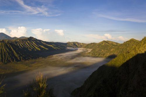 mountain tropic nature