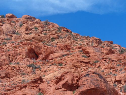 mountain rocks climbing