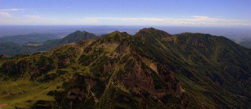 mountain landscape small dolomites