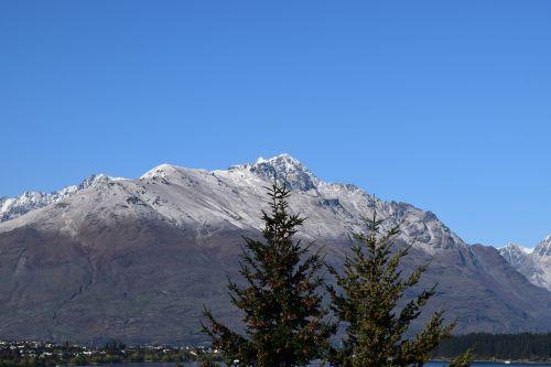 mountain peaks mountain top