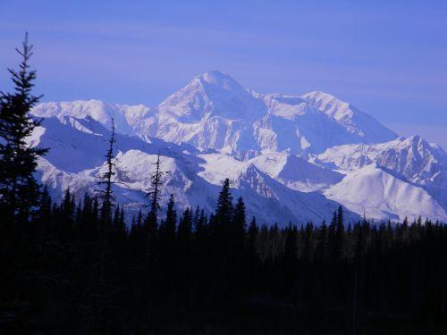mountain denali mckinley