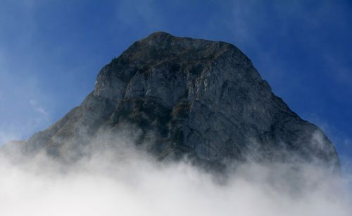 mountain alpine switzerland