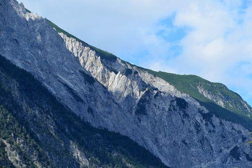 mountain rock tschirgant
