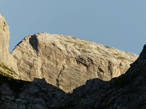mountain cima della saline saline