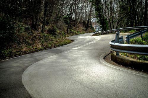 mountain road moto