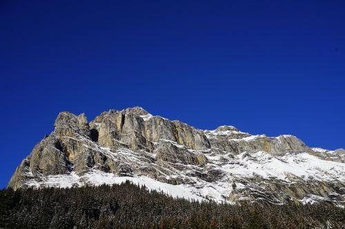 mountain rock wall bire