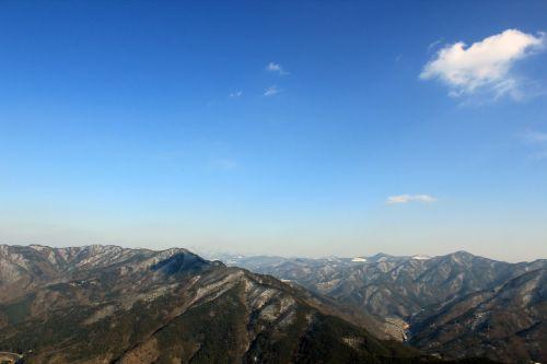 mountain choice gangwon do