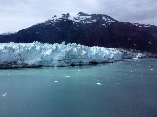 mountain glacier bay