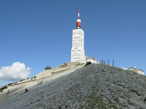 mountain mont ventoux weather station