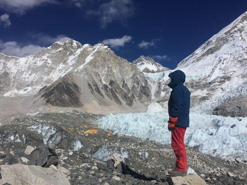 mountain mount everest citadel nepal