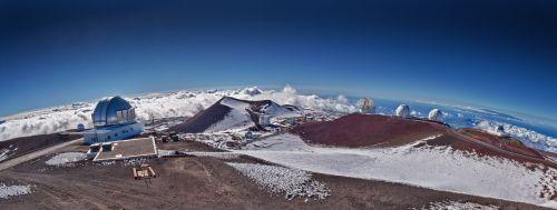 mountain telescope hawaii
