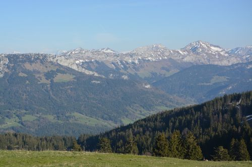 mountain annecy beauty