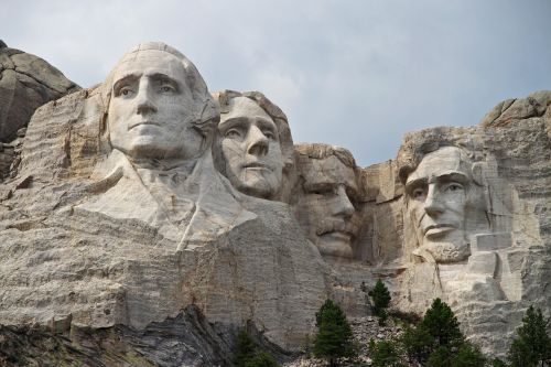 mountain usa rushmore