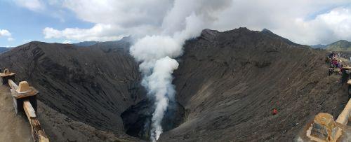 mountain bromo indonesia