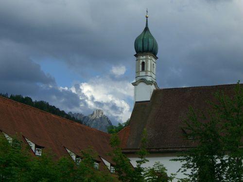 mountain säuling light