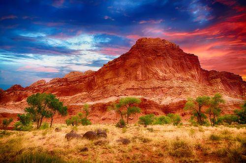 kalnas,kanjonas,dykuma,kraštovaizdis,gamta,Rokas,dangus,vasara,lauke,vaizdingas,akmuo,natūralus,peizažas,dykuma
