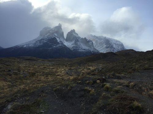 mountain chile patagonia