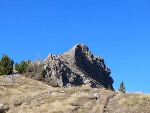 mountain alps landscape