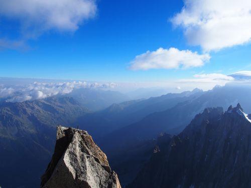 mountain vertigo blue