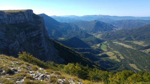 mountain vercors drôme