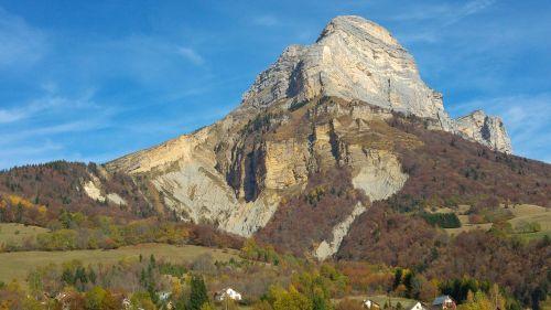 mountain isère france