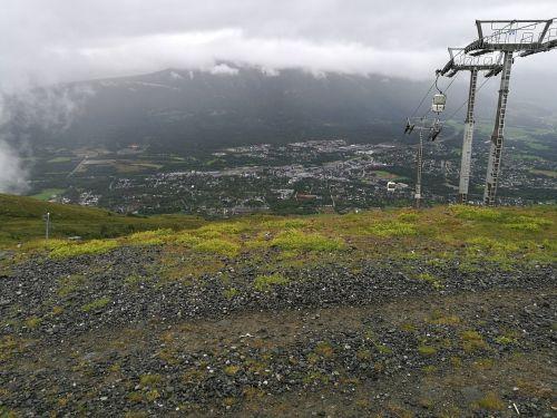 mountain norway the mountain