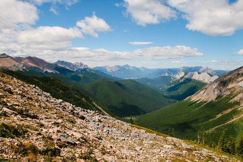 mountain  landscape  rockies