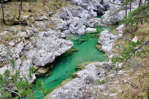 mountain  water  nature
