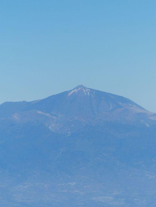 mountain teide tenerife