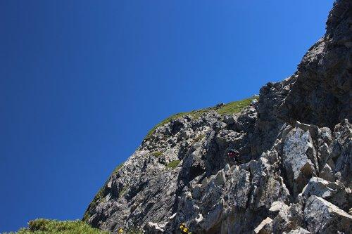 mountain  mountain climbing  japan