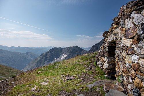 mountain  landscape  andorra