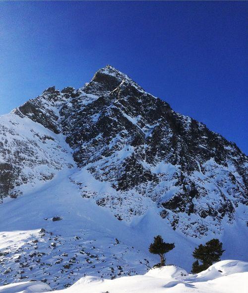 mountain montafon silvretta