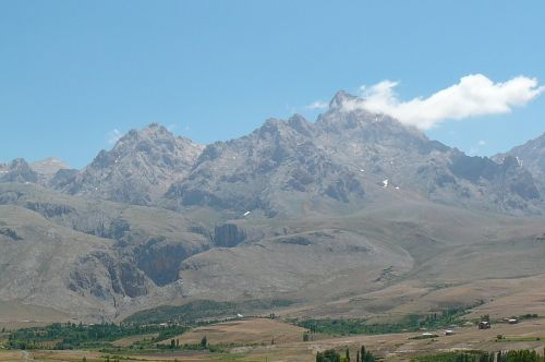 mountain mountains taurus turkey