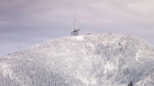 mountain snow lysa hora