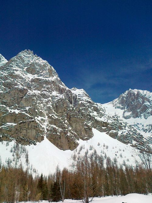 mountain val ferret val d'aosta