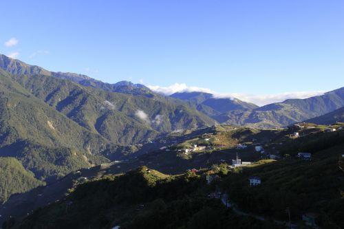 mountain mt landscape