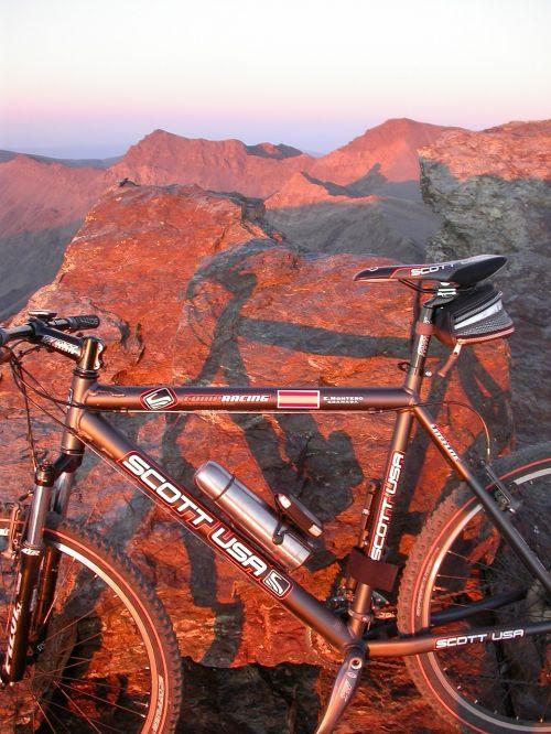 mountain granada bicycle
