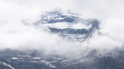 mountain eiger switzerland