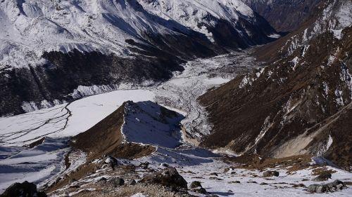 mountain nepal himalaya