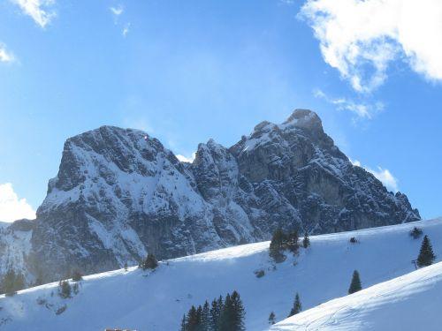 mountain snow aggentstein