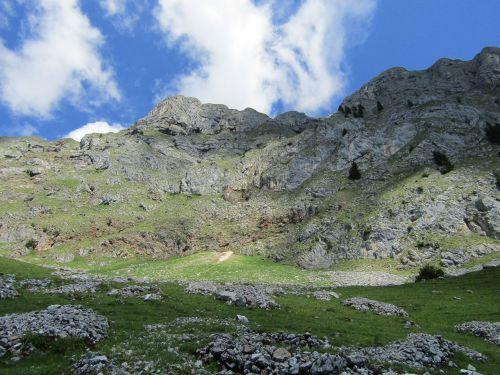 mountain tyrol hiking