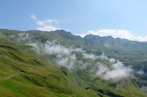 mountain view landscape