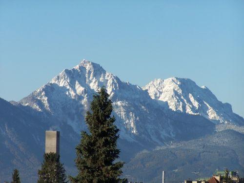 mountain staufen nature