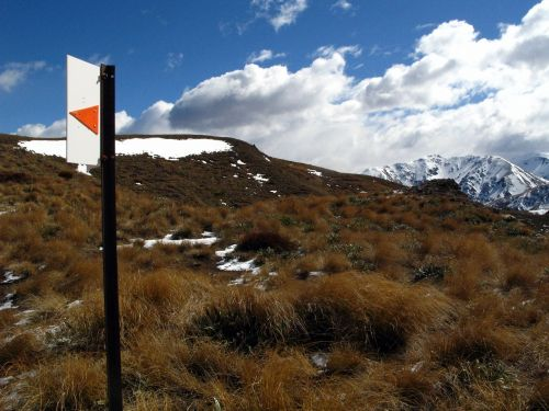 mountain hike new zealand