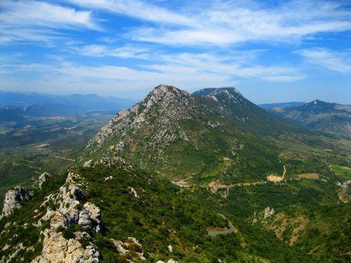 mountain france pyrenees