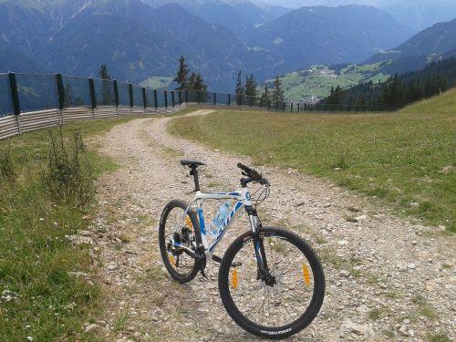 mountain bike mtb transalp