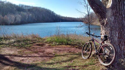 mountain bike cuyuna minnesota